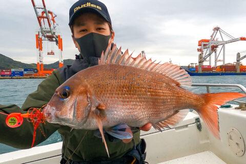 タイラバJET|乗っこみ真鯛を求めて!